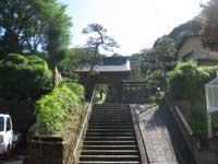 禅居院山門