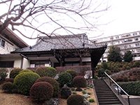 妙延寺本堂