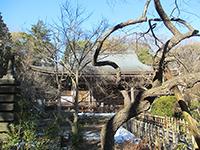 王禅寺本堂