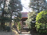 修廣寺三門