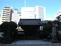 教安寺山門