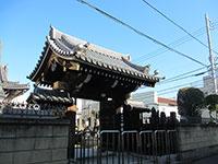 妙遠寺山門