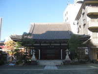 宗三寺本堂