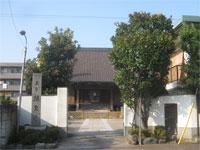 徳泉寺山門