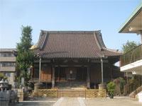 徳泉寺本堂