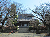 長善寺本堂