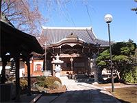 西蔵寺本堂