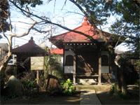長福寺薬師堂