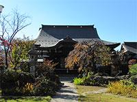 妙海寺本堂