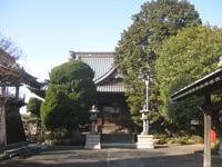 泉澤寺本堂