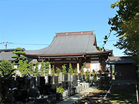 善教寺本堂