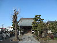 長弘寺本堂