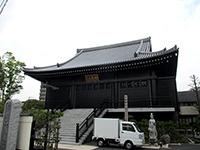 静翁寺本堂