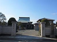 正蔵寺山門