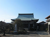 正蔵寺本堂