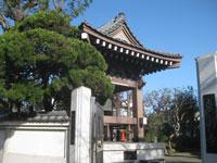 東明寺鐘楼