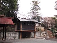 細山神明社神楽殿