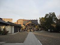 十二神社社殿