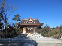 琴平神社社殿