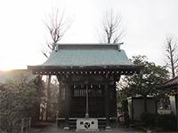 武蔵御嶽神社細山分社