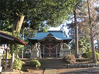 岡上神社社殿