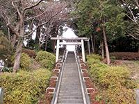 高石神社鳥居
