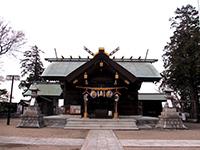 高石神社社殿