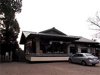 高石神社神楽殿