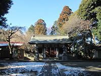 月読神社社殿
