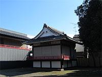 日枝大神社神楽殿