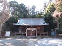 菅生神社社殿
