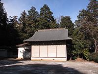 菅生神社神楽殿