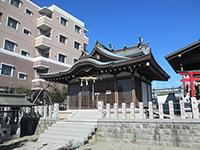宮前平八幡神社