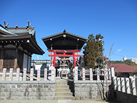 境内社小台稲荷神社