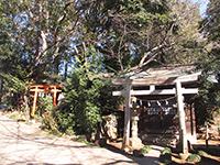 馬絹神社境内社