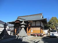 土橋神社社殿