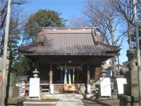 上丸子日枝神社