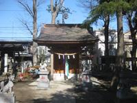 上丸子日枝神社摂社