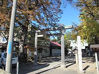 井田神社鳥居