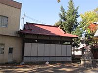 井田神社神楽殿