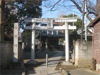 今井神社鳥居