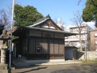 今井神社稲荷社神楽殿