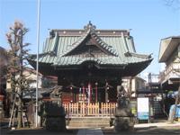 大戸神社拝殿