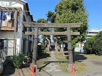 関神社鳥居