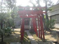 中島八幡神社稲荷社