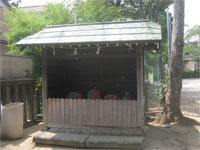 大師稲荷神社石仏群