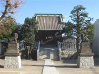鹿島大神拝殿
