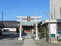小倉神社鳥居