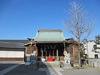 小倉神社社殿