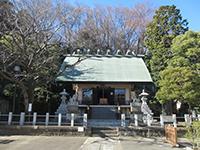 久本神社拝殿
